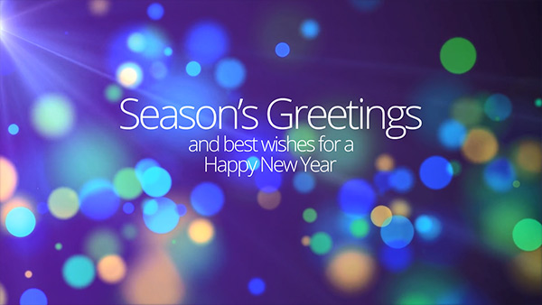 b2bcards corporate christmas eacrd ref:234585310.jpg, Abstract,Lights, Blue,Colours