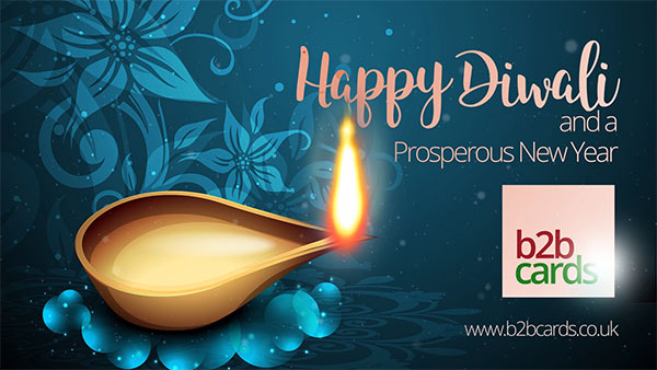 b2bcards corporate christmas eacrd ref:236484895.jpg, Candles,Diwali,Lights, Blue,Flame