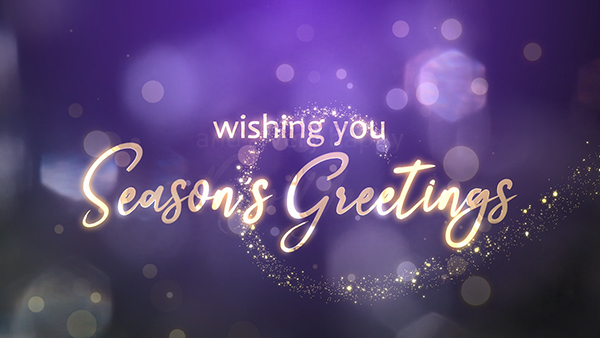 b2bcards corporate christmas eacrd ref:361319096.jpg, Sparkles, Purple,Gold