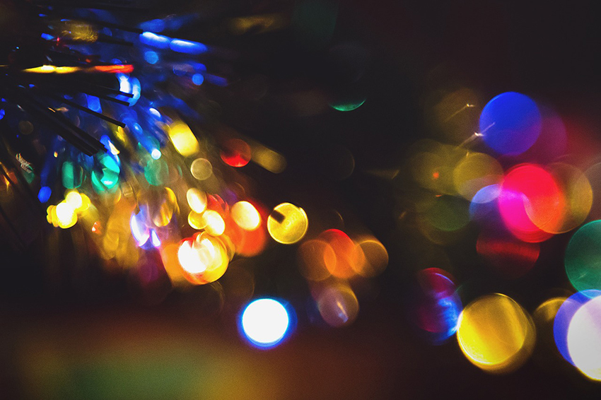 b2bcards corporate christmas eacrd ref:b2b-ecards-abstract-lights-colours-845.jpg, Abstract,Lights, Colours
