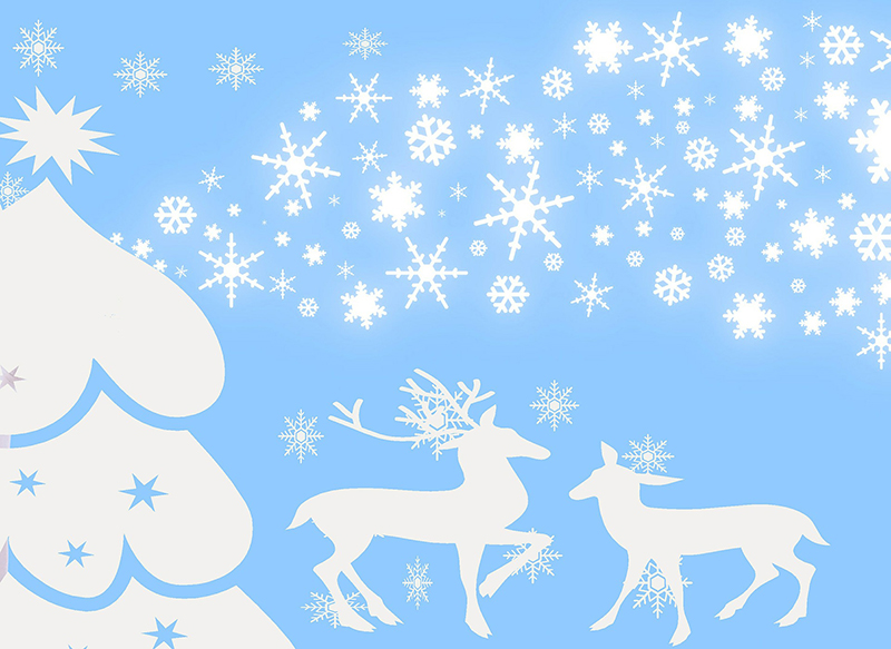 b2bcards corporate christmas eacrd ref:b2b-ecards-artwork-illustrations-blue-774.jpg, Artwork,Illustrations, Blue