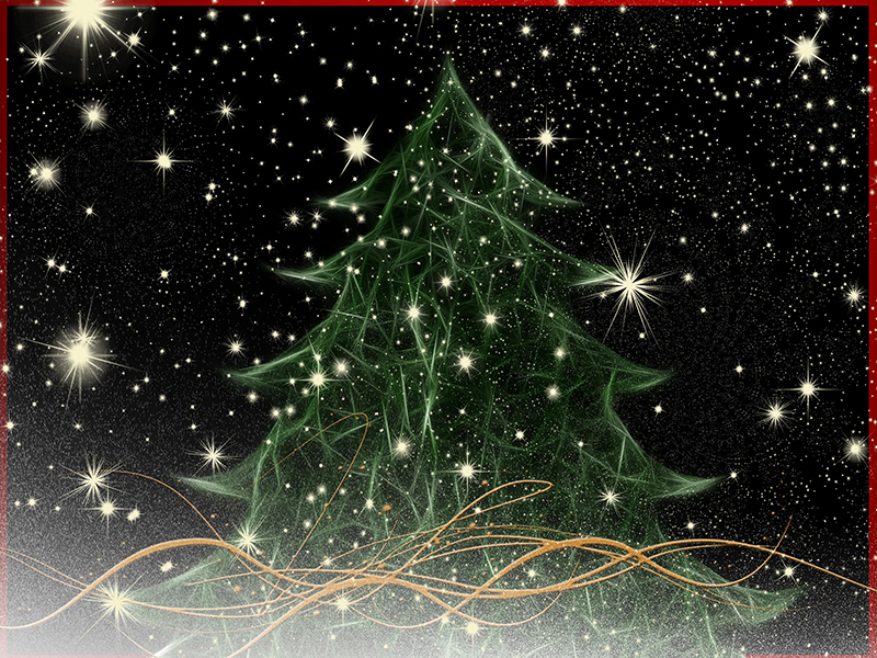 b2bcards corporate christmas eacrd ref:b2b-ecards-artwork-illustrations-christmas-tree-green-781.jpg, Artwork,Illustrations,Christmas Tree, Green