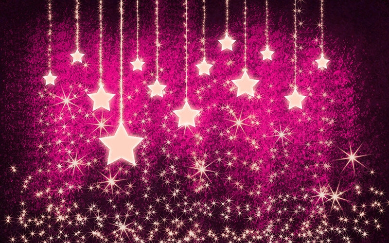 b2bcards corporate christmas eacrd ref:b2b-ecards-artwork-illustrations-stars-fuschia-536.jpg, Artwork,Illustrations,Stars, Fuschia