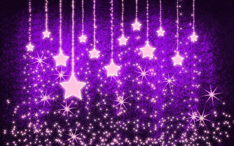 b2bcards corporate christmas eacrd ref:b2b-ecards-artwork-illustrations-stars-purple-535.jpg, Artwork,Illustrations,Stars, Purple