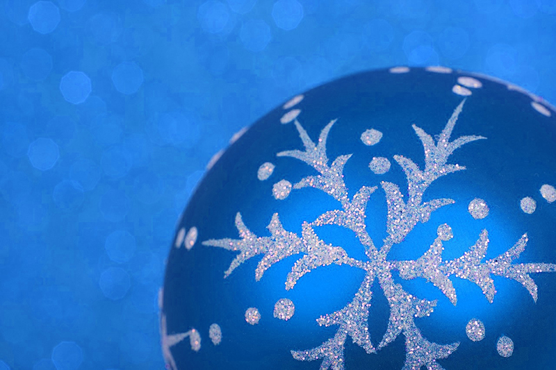 b2bcards corporate christmas eacrd ref:b2b-ecards-baubles-blue-482.jpg, Baubles, Blue