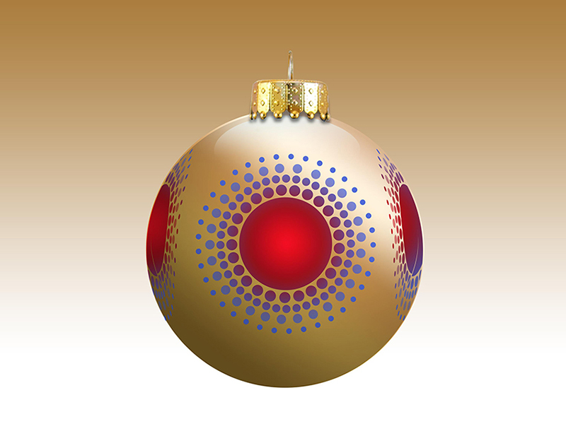 b2bcards corporate christmas eacrd ref:b2b-ecards-baubles-colours-607.jpg, Baubles, Colours