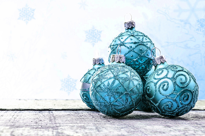 b2bcards corporate christmas eacrd ref:b2b-ecards-baubles-marine-584.jpg, Baubles, Marine