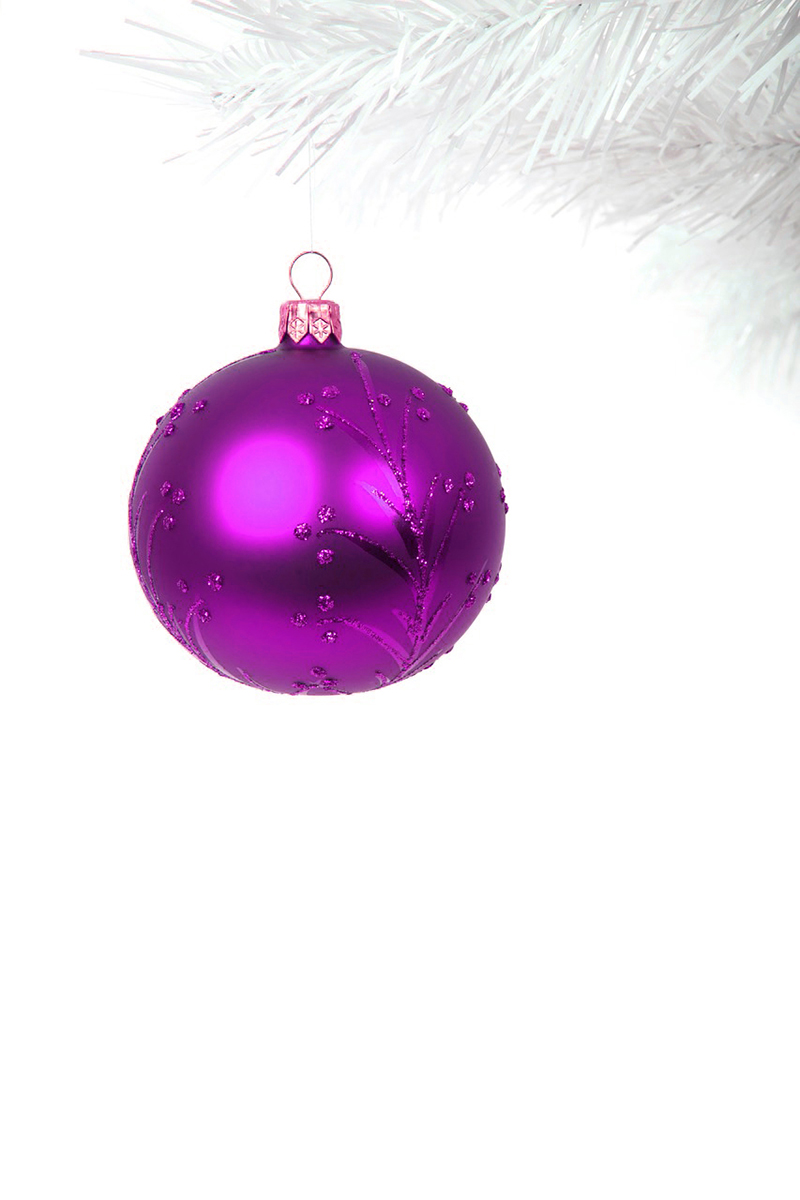 b2bcards corporate christmas eacrd ref:b2b-ecards-baubles-pink-398.jpg, Baubles, Pink