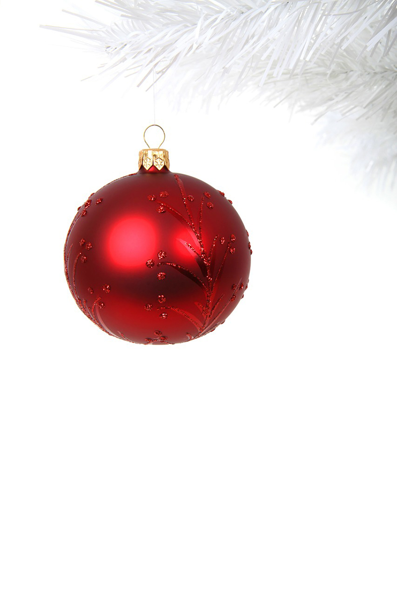 b2bcards corporate christmas eacrd ref:b2b-ecards-baubles-red-396.jpg, Baubles, Red