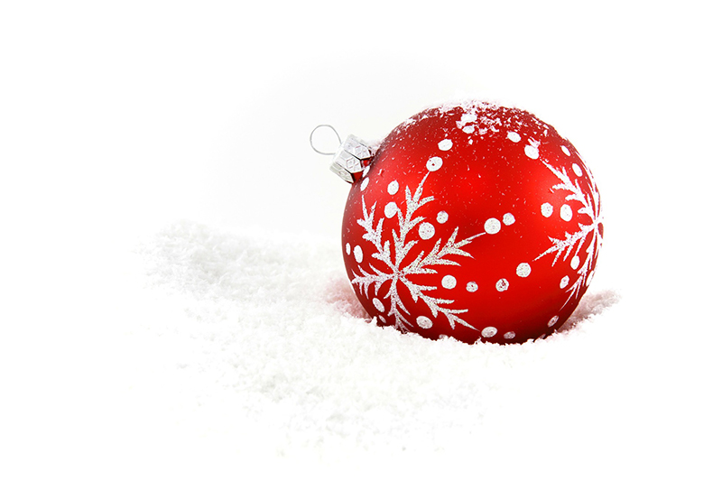 b2bcards corporate christmas eacrd ref:b2b-ecards-baubles-red-411.jpg, Baubles, Red