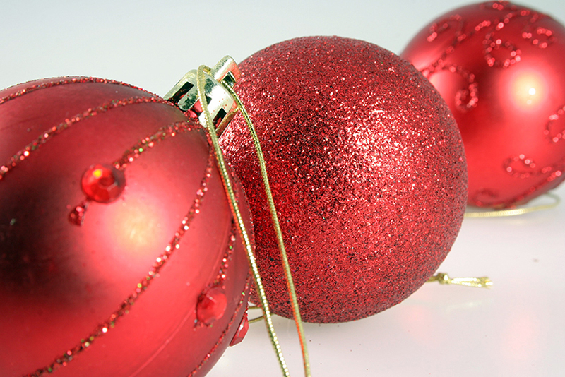 b2bcards corporate christmas eacrd ref:b2b-ecards-baubles-red-435.jpg, Baubles, Red