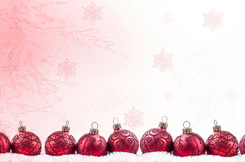 b2bcards corporate christmas eacrd ref:b2b-ecards-baubles-red-578.jpg, Baubles, Red