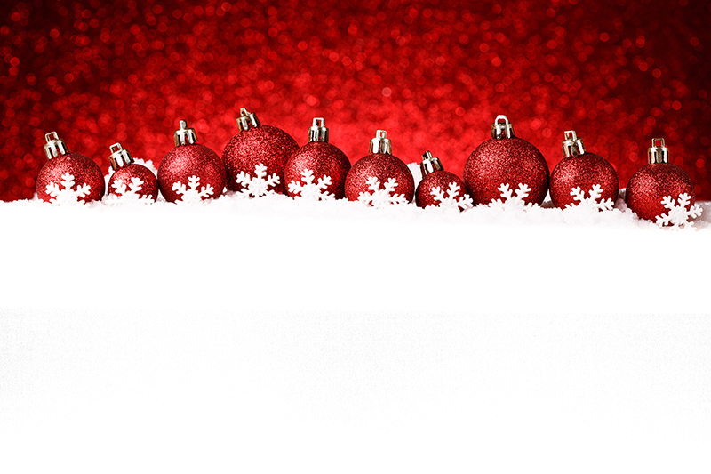 b2bcards corporate christmas eacrd ref:b2b-ecards-baubles-snow-red-1015.jpg, Baubles,Snow, Red