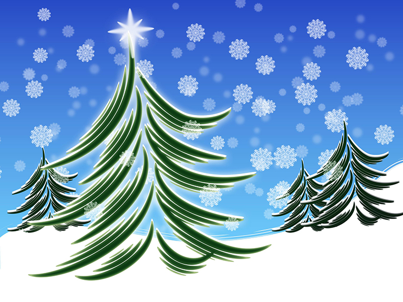b2bcards corporate christmas eacrd ref:b2b-ecards-christmas-tree-colours-989.jpg, Christmas Tree, Colours