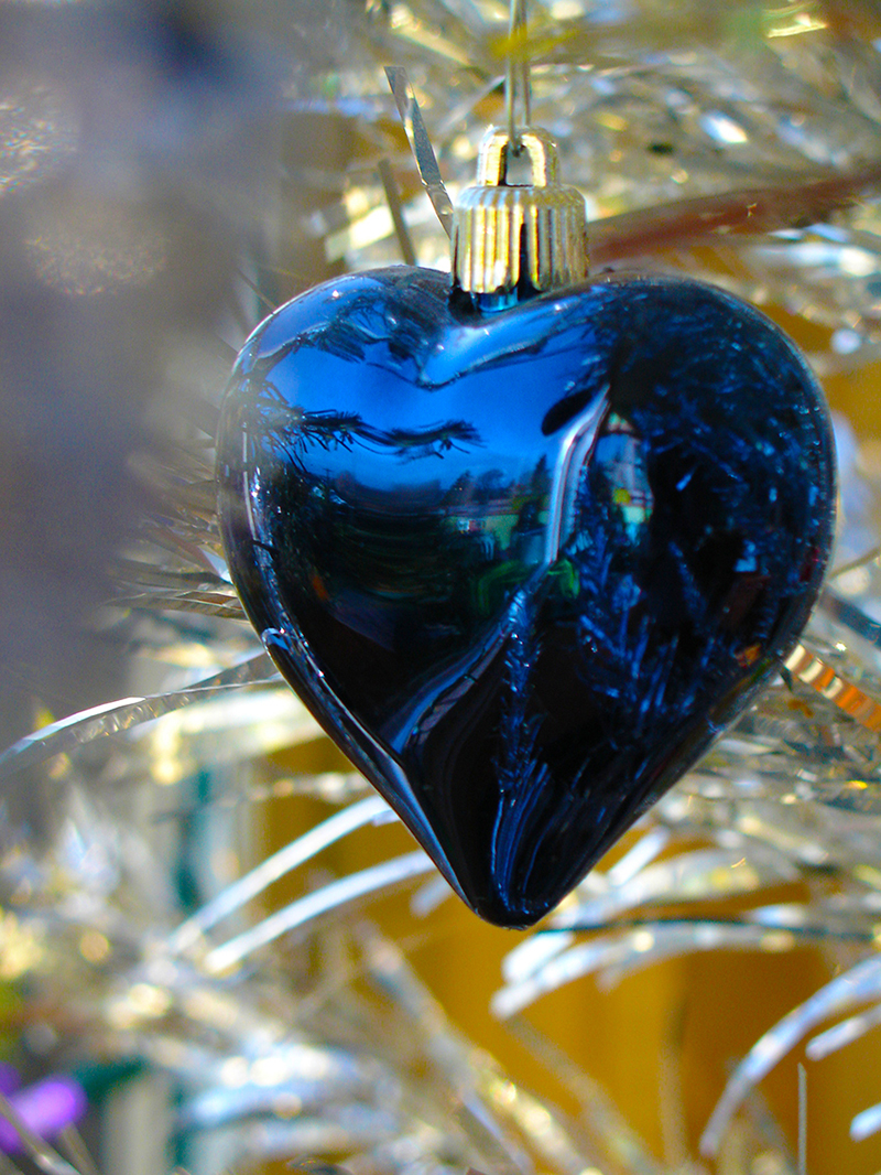 b2bcards corporate christmas eacrd ref:b2b-ecards-hearts-blue-463.jpg, Hearts, Blue