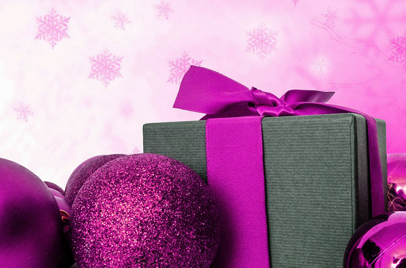 b2bcards corporate christmas eacrd ref:b2b-ecards-presents-pink-791.jpg, Presents, Pink