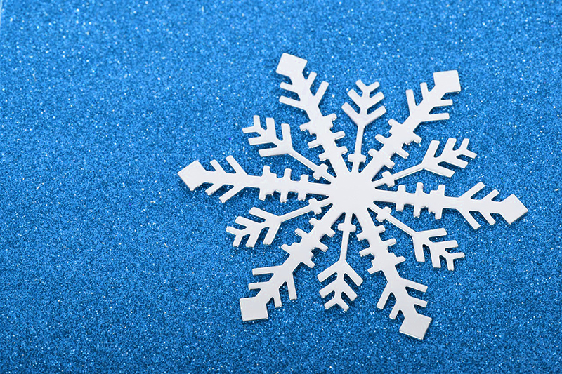 b2bcards corporate christmas eacrd ref:b2b-ecards-snowflakes-blue-502.jpg, Snowflakes, Blue