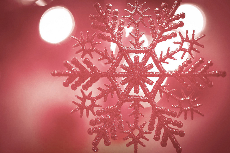 b2bcards corporate christmas eacrd ref:b2b-ecards-snowflakes-red-654.jpg, Snowflakes, Red