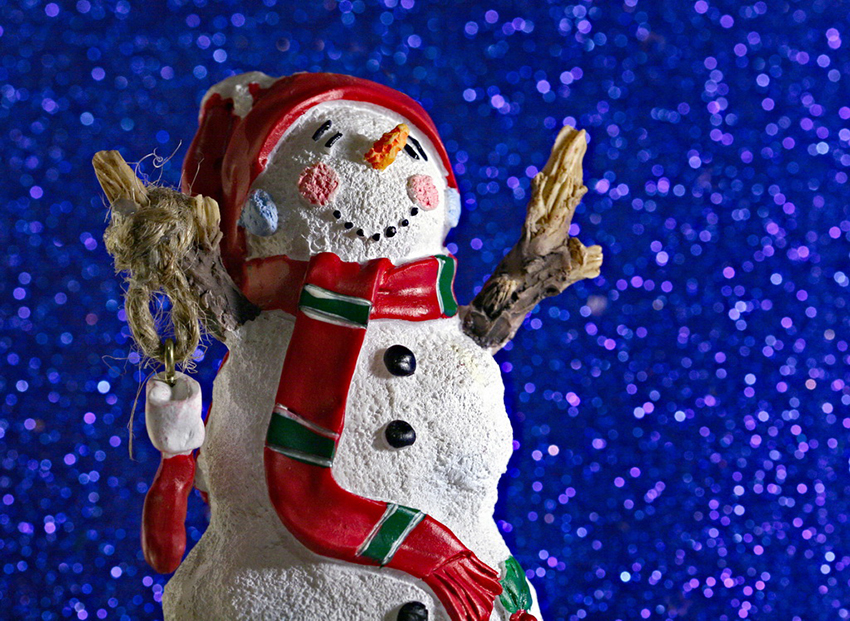 b2bcards corporate christmas eacrd ref:b2b-ecards-snowman-colours-828.jpg, Snowman, Colours